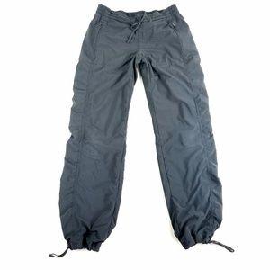 Athleta Gray Jogger Hiking Running Athletic Pants